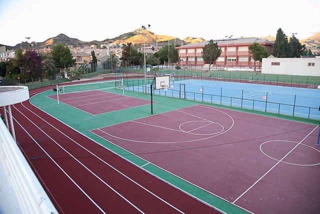 Nota informativa instalaciones deportivas fase I desescalada - Mazarrón - 1, Foto 1
