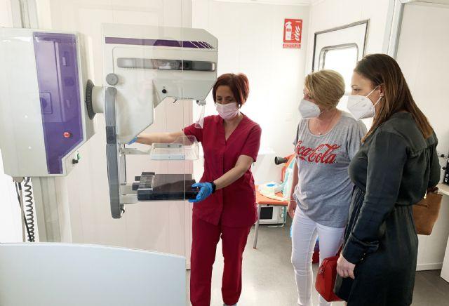 Comienzan en Las Torres de Cotillas las pruebas de prevención del cáncer de mama para 1.600 mujeres - 2, Foto 2