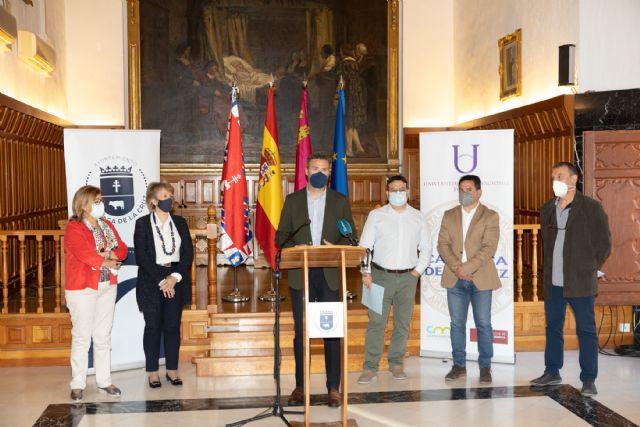 La Sede Permanente de la Universidad de Murcia arranca su programación con actividades para todos los públicos dentro del acuerdo de colaboración con el Ayuntamiento de Caravaca - 1, Foto 1