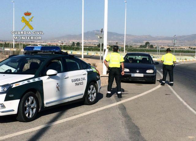 La Guardia Civil detiene a un joven por conducir un turismo duplicando la velocidad máxima permitida, Foto 2