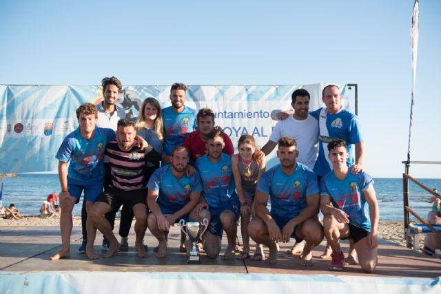 Los alicantinos del Vodka JRS repiten victoria en el torneo de fútbol playa Bahía de Mazarrón, Foto 4