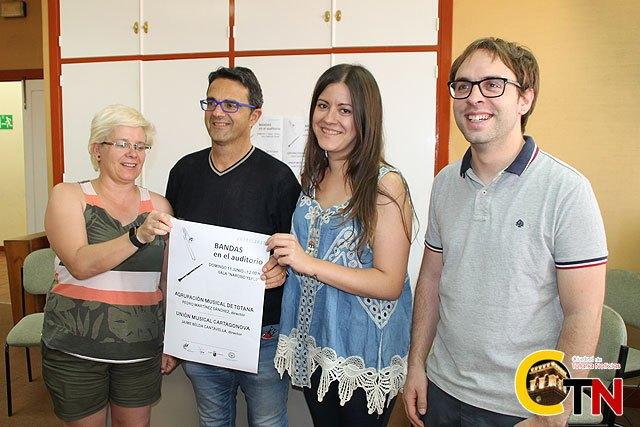 Concierto Agrupación Musical de Totana en Murcia