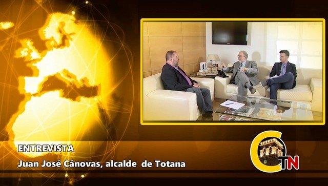 Entrevista a Juan José Cánovas, Alcalde de Totana