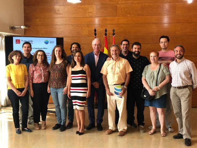 El Ayuntamiento de Murcia reduce sus emisiones de CO2 en casi 2 toneladas durante el primer trimestre del 2018 gracias al proyecto ´Mi Cole Ahorra con Energía´ - 2, Foto 2