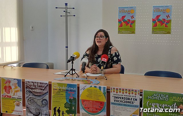Programa Totana Verano 2018, Foto 1