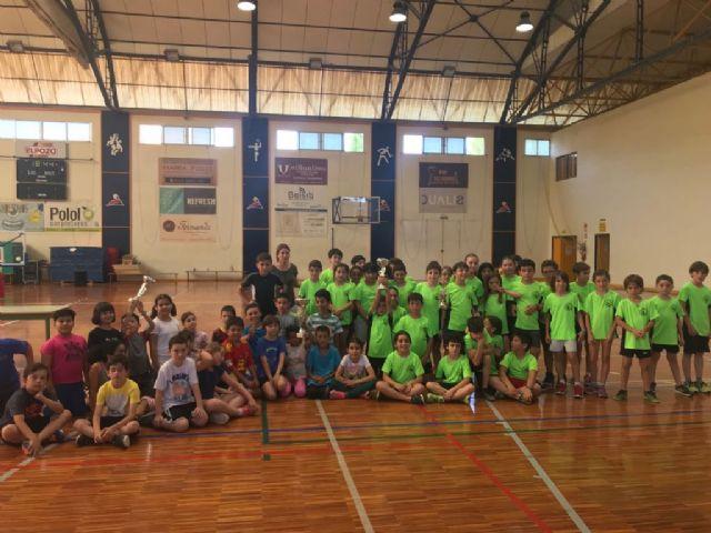 El equipo del Ginés Díaz - San Cristóbal se hace con el torneo de mate 2017-2018, Foto 2