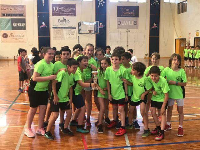 El equipo del Ginés Díaz - San Cristóbal se hace con el torneo de mate 2017-2018, Foto 3