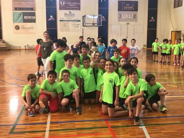 El equipo del Ginés Díaz - San Cristóbal se hace con el torneo de mate 2017-2018, Foto 5