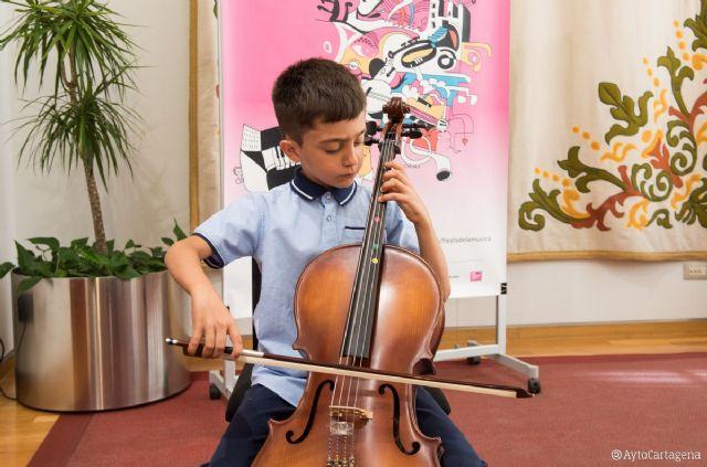 La Fiesta de la Música volverá a poner banda sonora a las calles de Cartagena - 1, Foto 1