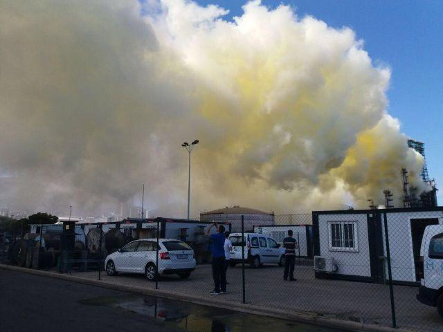 CTSSP denuncia falta de información y fallo del plan de emergencias en Alumbres - 1, Foto 1
