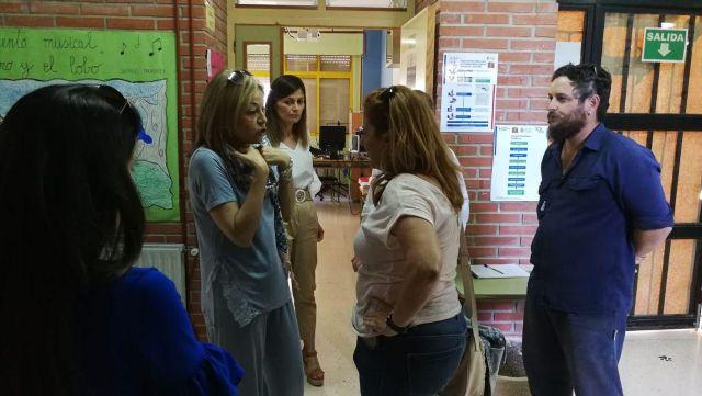 CTSSP denuncia falta de información y fallo del plan de emergencias en Alumbres - 2, Foto 2