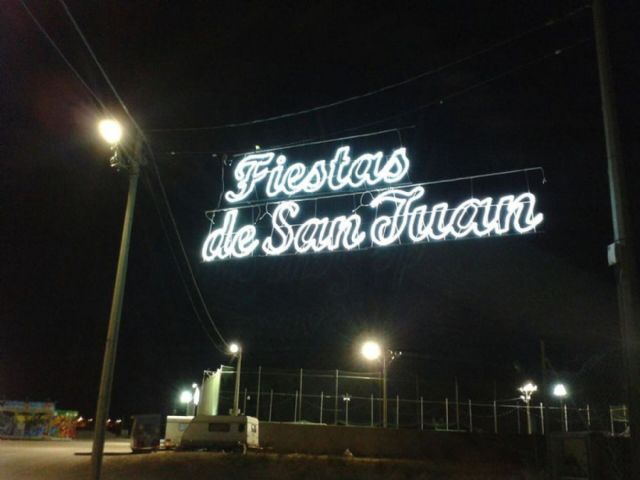 El Albujón celebra sus fiestas patronales del 16 al 24 de junio - 1, Foto 1
