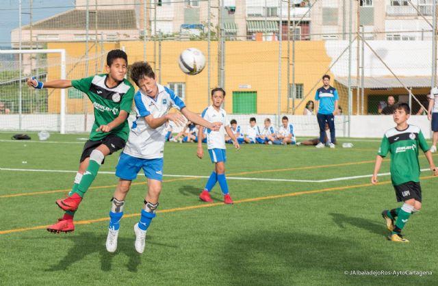 El Palacio de Deportes acogerá el acto de clausura del 25 aniversario de la Liga Comarcal de Fútbol Base - 1, Foto 1