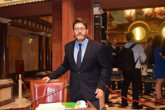 Ciudadanos califica el discurso de López Miras de plano y carente de iniciativas políticas - 1, Foto 1