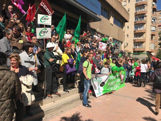AIDMUR lanza una nueva campaña por la consolidación y dignificación del profesorado interino, Foto 1