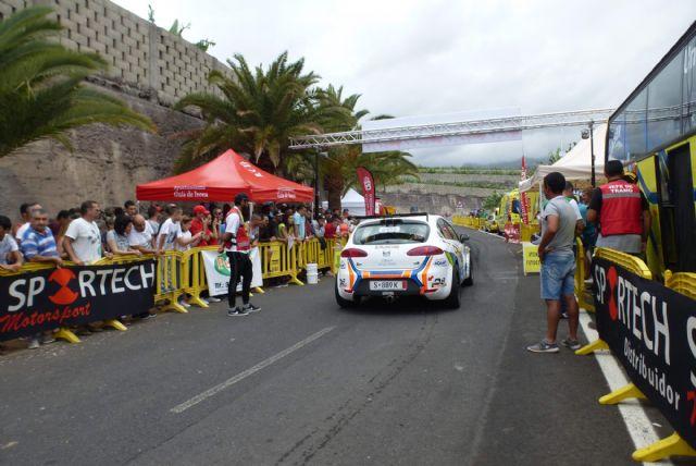 Difficult luck of the totanero riders in the Subida a Guia de Isora, Foto 2