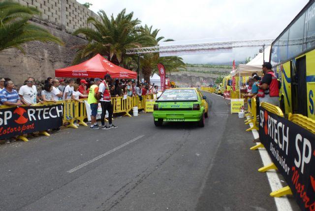 Difficult luck of the totanero riders in the Subida a Guia de Isora, Foto 6