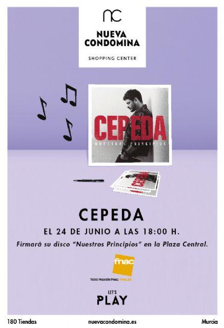 Cepeda presenta sus otros principios en Murcia - 1, Foto 1