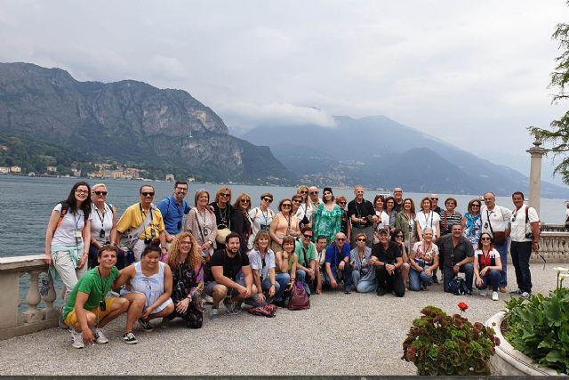 Cuarenta alumnos de la Universidad Popular participan en el viaje de fin de curso a Milán - 1, Foto 1