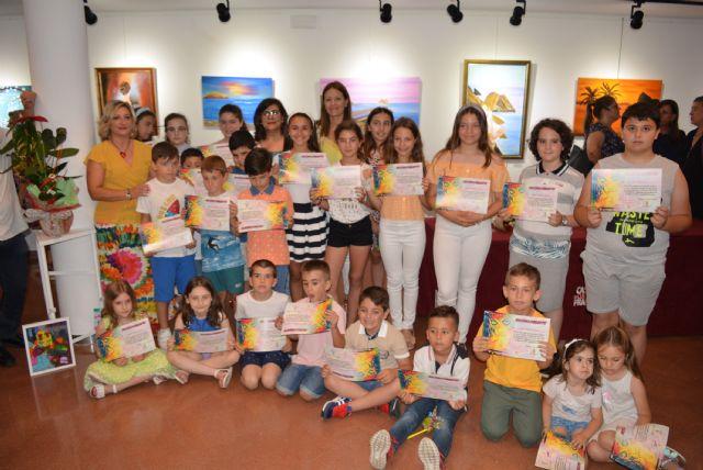 Concluye el curso del taller Pint art con un acto de entrega de diplomas - 1, Foto 1