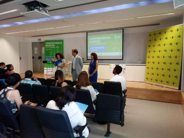 Las jornadas #Emprende24 formarán a 60 desempleados para que hagan realidad ideas de negocio de economía circular, Foto 2
