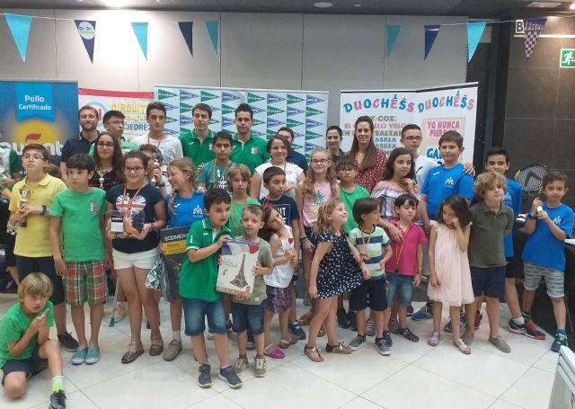 Final del VI circuito intercultural de ajedrez, Foto 1