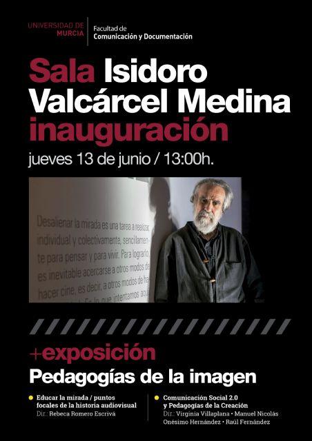 El artista Isidoro Valcárcel inaugura este jueves en la Universidad de Murcia una sala de exposiciones que lleva su nombre - 1, Foto 1