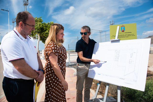 Inician las obras de construcción de la piscina municipal del complejo deportivo, Foto 1