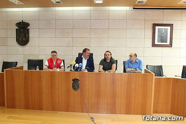 City Council and Spanish Red Cross subscribe a collaboration agreement