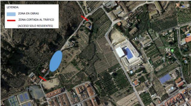 AVISO: corte del camino de El Praíco por obras desde este jueves 13 de junio, Foto 1