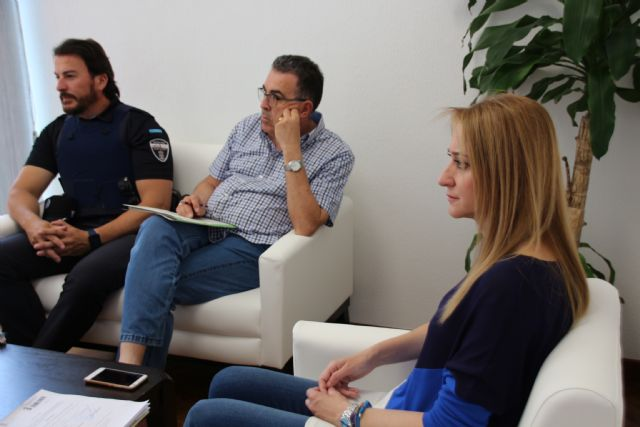 La Comisión Permanente de Seguridad se reúne para valorar la lucha contra la violencia de género, Foto 4