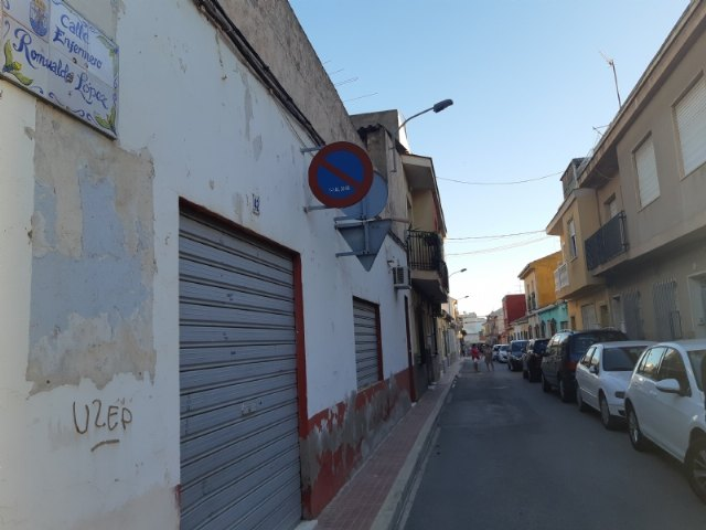 The drafting of the project to replace the sanitation, supply and connections in Calle Romualdo López is awarded