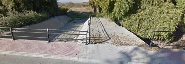 El Ayuntamiento de Bullas insta la CHS la limpieza de la rambla de la caña de La Copa - 1, Foto 1