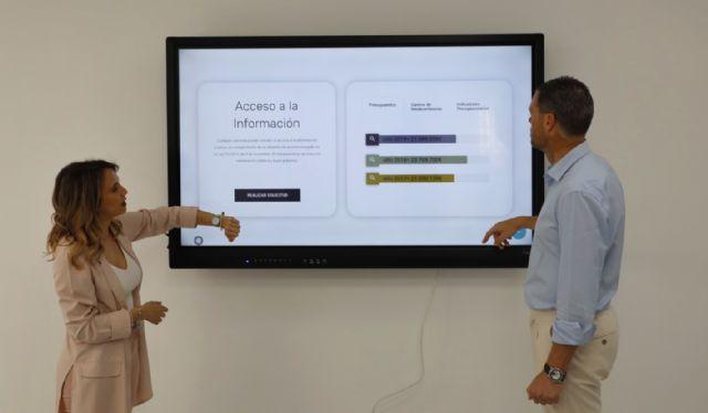 El Ayuntamiento de Caravaca presenta el nuevo portal de transparencia y la línea verde de comunicación de incidencias para acercar la información pública y mejorar la comunicación con el ciudadano - 2, Foto 2