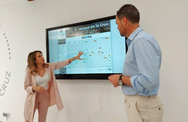 El Ayuntamiento de Caravaca presenta el nuevo portal de transparencia y la línea verde de comunicación de incidencias para acercar la información pública y mejorar la comunicación con el ciudadano - 3, Foto 3