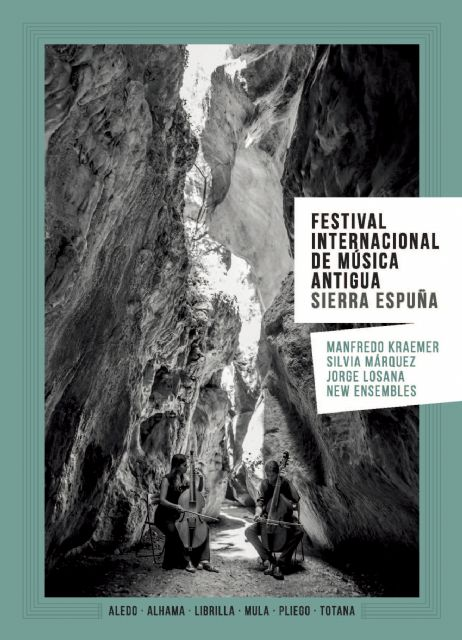 The International Festival of Ancient Music of Sierra Espuña offers two concerts in Totana - 1