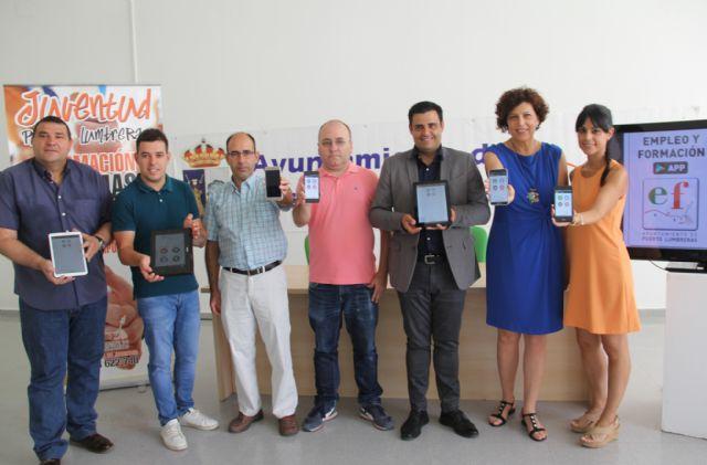 El Ayuntamiento de Puerto Lumbreras lanza una app móvil para facilitar la búsqueda de empleo - 2, Foto 2