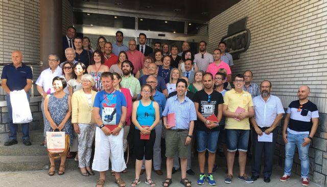 ElPozo Alimentación y sus trabajadores entregan a 12 asociaciones ayudas por valor de 30.000 euros, Foto 1