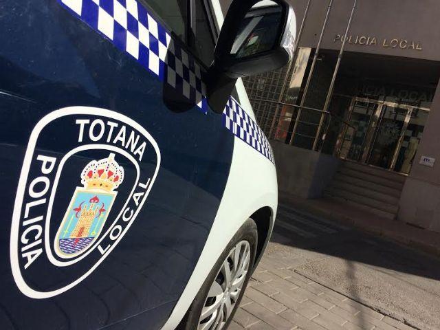 La Policía Local detiene a un hombre sospechoso de robo con fuerza e intimidación en un establecimiento comercial de Totana - 1, Foto 1