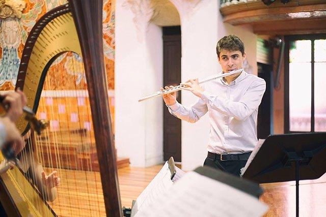 El Museo Nacional de Arqueología Subacuática acoge seis micro-conciertos de flauta, Foto 1