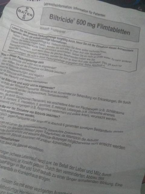 CONSUMUR denuncia ante las autoridades sanitarias la comercialización de un medicamento de Bayer sin información en español, Foto 1
