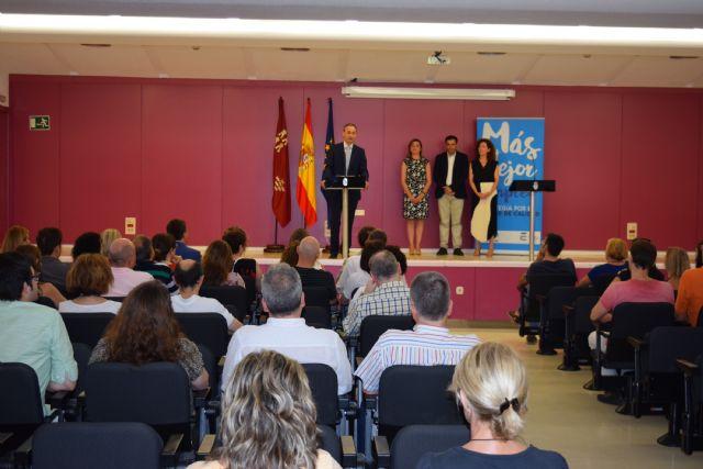 Severa González toma posesión como nueva directora del SEF, Foto 1