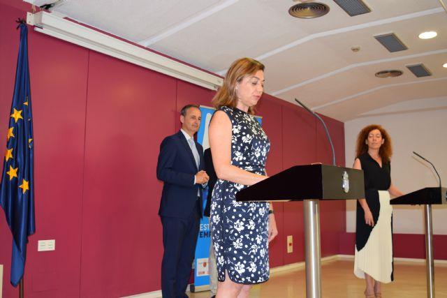 Severa González toma posesión como nueva directora del SEF, Foto 2