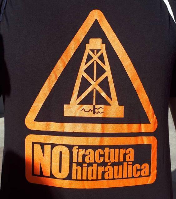 """IU-Verdes reitera su oposición al """"fracking"""" en la región de Murcia y exige a C's y PSOE que apoyen la ley que prohíbe está práctica que debate hoy la Asamblea Regional, Foto 1"""