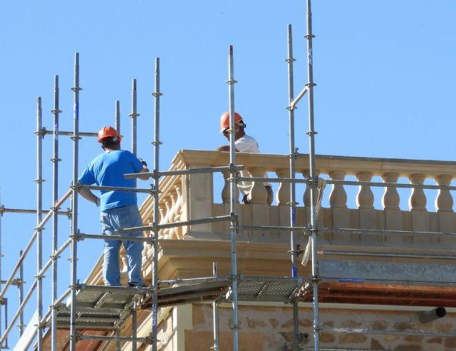 La balaustrada del siglo XVI que coronaba la torre de Santa María en Lorca podría haber desaparecido - 2, Foto 2
