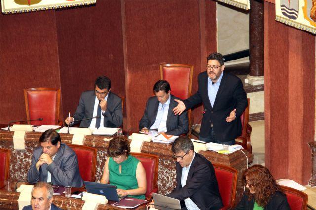 Ciudadanos lamenta que López Miras no tenga previsto implementar medidas para disminuir el déficit de la Comunidad Autónoma, Foto 1