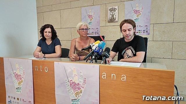 """El XXVIII Festival de Bandas de Música """"Ciudad de Totana"""" se celebrará el 21 de julio en el auditorio del parque municipal """"Marcos Ortiz"""", Foto 2"""