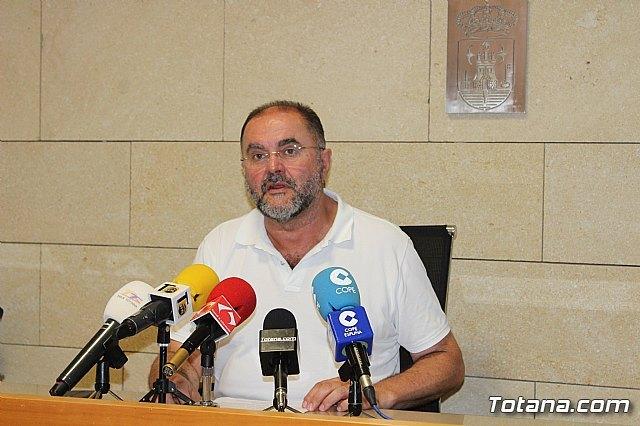 El primer teniente de alcalde propone aprobar una ordenanza municipal de Educación y Civismo, Foto 1
