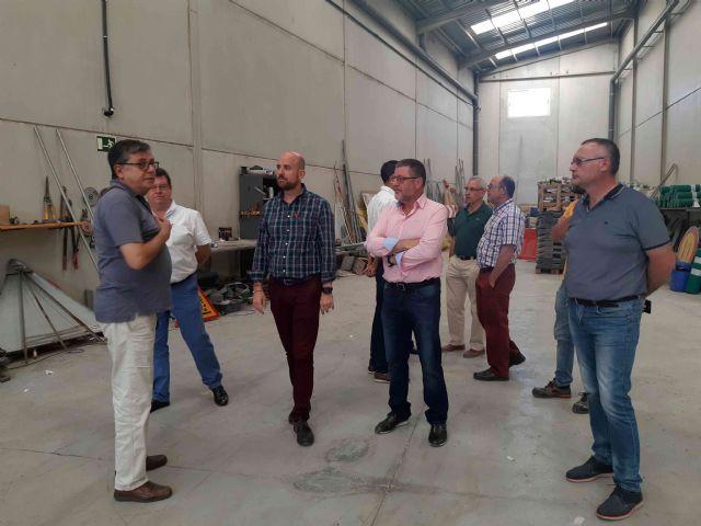 La Dirección General de Carreteras realiza actuaciones de mejora en vías regionales a su paso por el municipio de Caravaca - 1, Foto 1