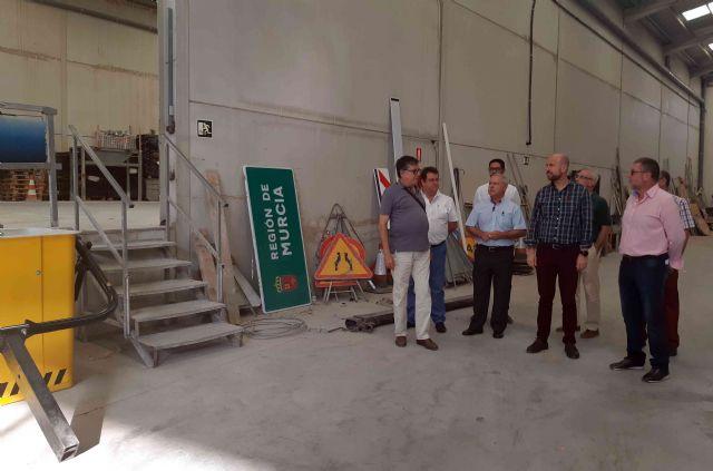La Dirección General de Carreteras realiza actuaciones de mejora en vías regionales a su paso por el municipio de Caravaca - 2, Foto 2